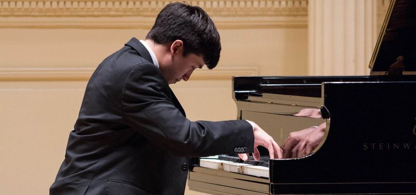Featured Music Performance Program Student: YONG MURRAY (CC'17)