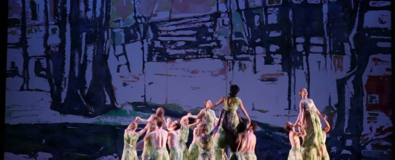 Mark Morris Dance Group - Acis & Galatea - from Arts & Ideas festival Vimeo page https://vimeo.com/125171629