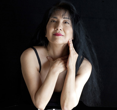Miya Masaoka. Photo credit to Heike Liss.