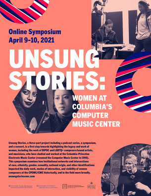 Unsung Stories poster