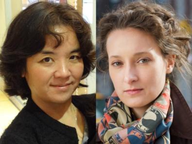 Professors Ellie Hisama and Zosha Di Castri