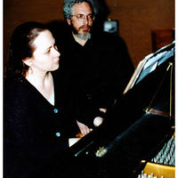 with Deborah Bradley-Kramer, piano