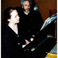 with Deborah Bradley-Kramer, piano
