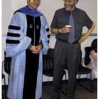 2004 Columbia Graduate John Ito (PhD Music Theory) with Jonathan Kramer
