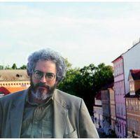 Jonathan Kramer in Prague